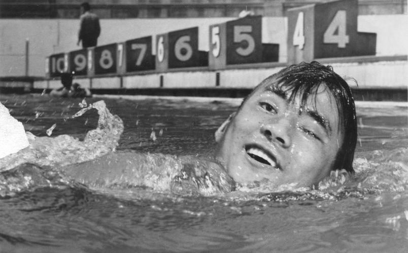 Tetsuo Okamoto - O nadador foi o primeiro herói pan-americano do Brasil, com dois ouros nos Jogos de Buenos Aires