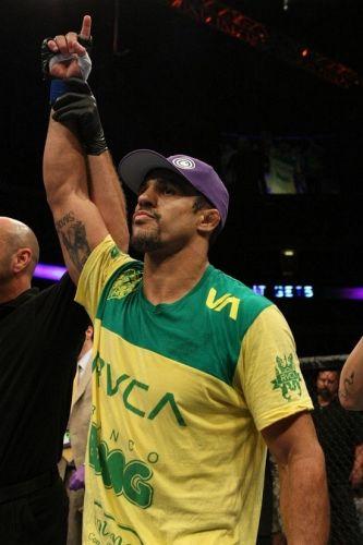 Vitor Belfort foi campeão no UFC e tem uma carreira de sucesso no MMA, com um cartel de 19 vitórias e nove derrotas