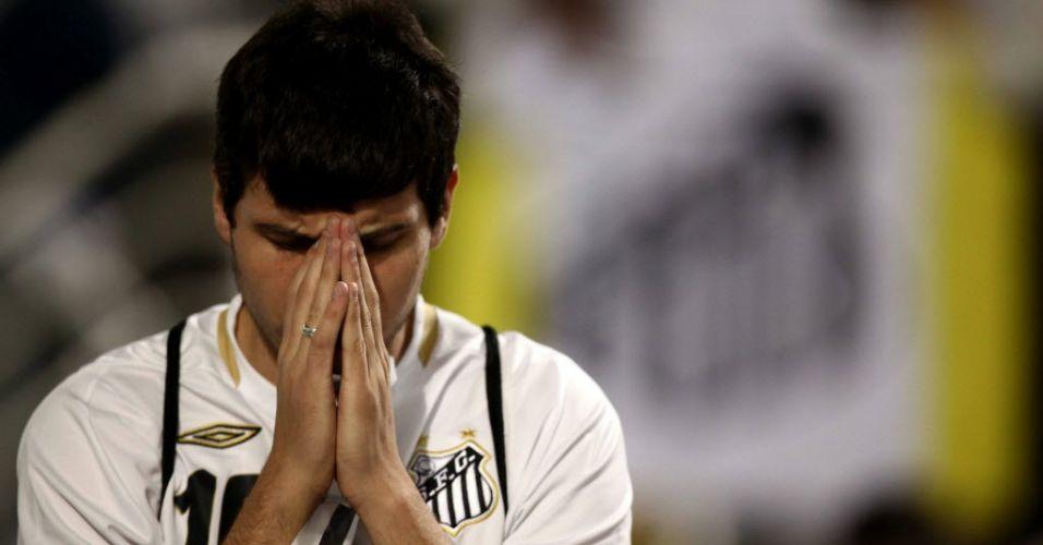 Torcedor do Santos exibe ansiedade antes da partida final da Libertadores contra o Peñarol; Santos conquista o terceiro título da Libertadores e coroa geração de Ganso e Neymar