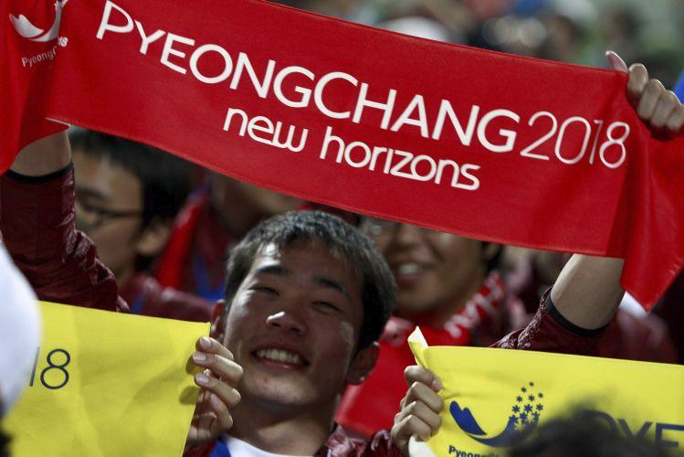 Para sediar os Jogos Olímpicos de Inverno em 2018, a cidade sul-coreana de Pyeongchang superou as candidaturas de Annecy (França) e Munique (Alemanha)