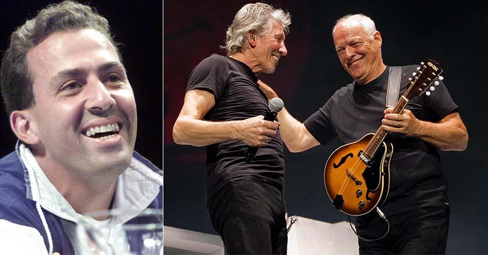 Roqueiro de carteirinha, o ex-tenista e atualmente treinador Ricardo Acioly influenciou vários tenistas brasileiros a ouvir rock e tem como uma de suas bandas favoritas o Pink Floyd