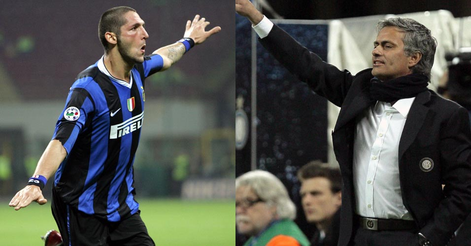 Marco Materazzi foi treinado por José Mourinho na Inter, mas aparentemente a relação dos dois não foi das mais convencionais. Após a conquista do título da Liga dos Campeões em 2010, o técnico fechou com o Real Madrid e emocionou o zagueirão. Na despedida, na saída do estádio, os dois se abraçaram e choraram muito a separação.