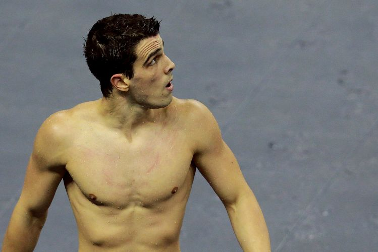 Bruno Fratus fez o 13º tempo das eliminatórias dos 50 m livre e também avançou para as semifinais