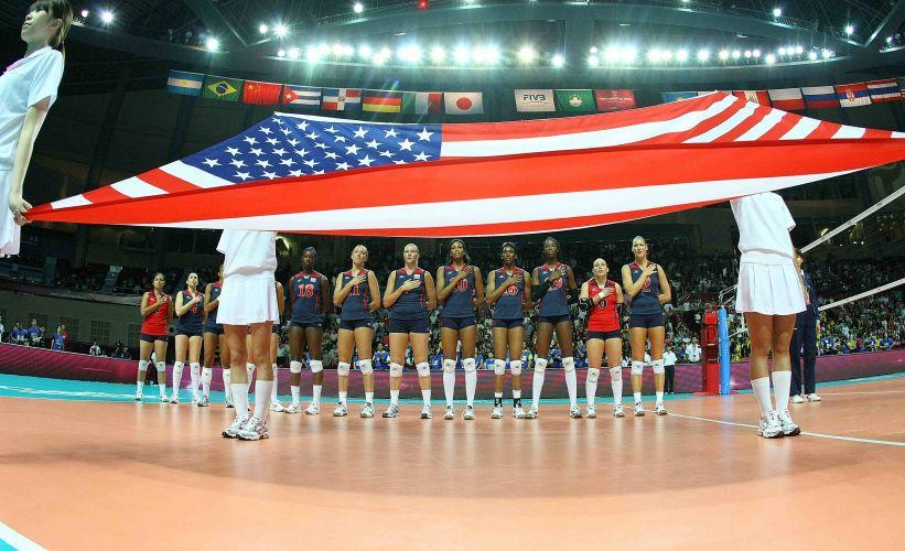 Estados Unidos haviam perdido por 3 a 1 na fase final, mas devolveram o revés e conquistam segundo título seguido do Grand Prix