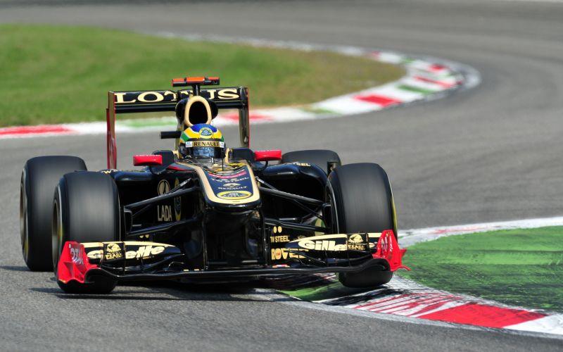 Bruno Senna teve um bom desempenho no treino de classificação e largará em 10º no GP da Itália