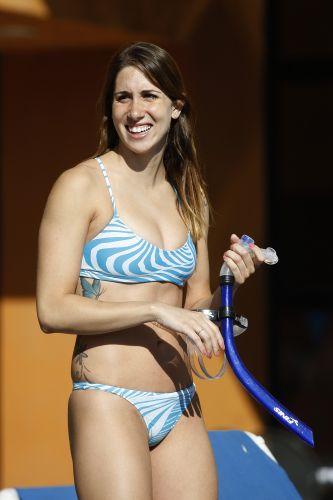 Atleta é especialista no nado borboleta e foi finalista nas Olimpíadas de Pequim