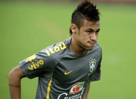 Neymar não foi convocado por Ney Franco, que levou um time sub-17 para não prejudicar os times na reta final do Brasilerão