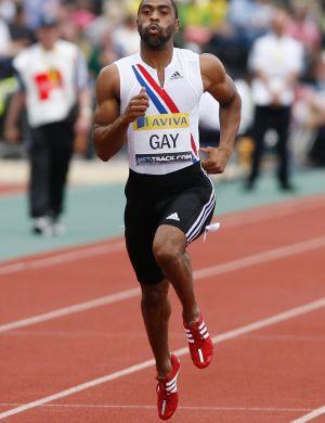 Tyson Gay, um dos mais rápidos do mundo, disputou o Mundial de Daegu em agosto e abriu mão do Pan para descansar