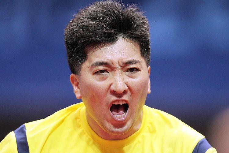 Hoyama vence o confronto contra Pablo Tabachnik por 3 sets a 1 e assegura o ouro para a equipe brasileira