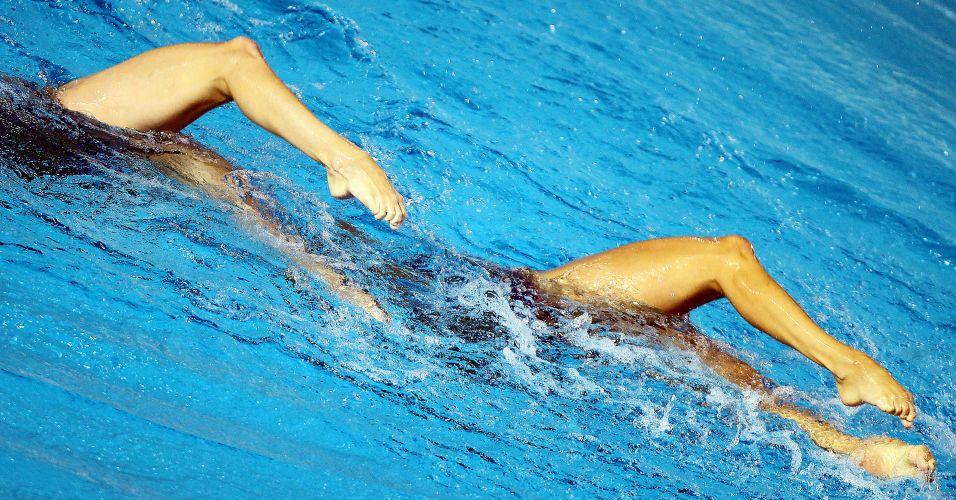 Na estreia em Guadalajara, Nayara e Lara se classificaram na terceira colocação