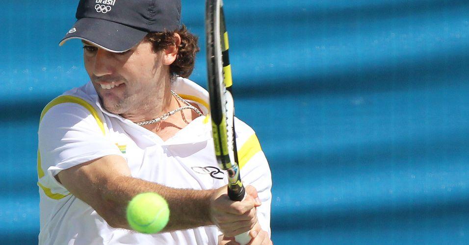 Ricardo Mello venceu o equatoriano Ivan Endara por 2 sets a 0 em sua estreia no Pan de Guadalajara