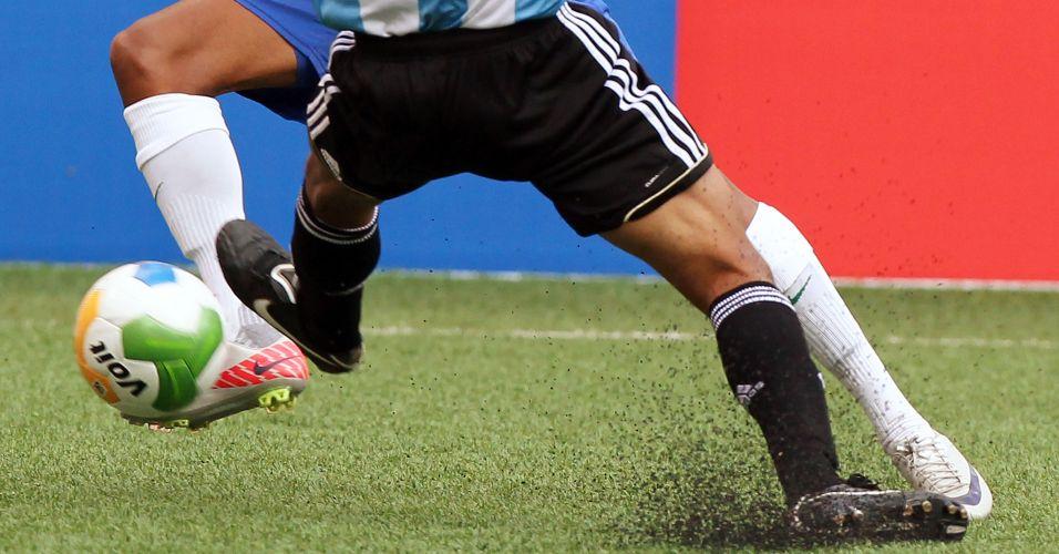 Jogo entre Brasil e Argentina é válido pela 1ª rodada do grupo B