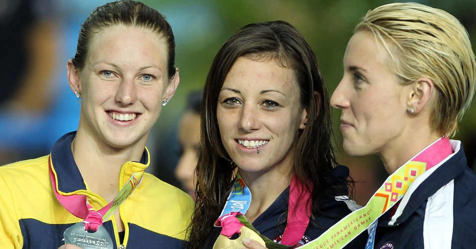 Com o tempo de 25s23, Gracielle Hermann ficou a apenas três centésimos do índice olímpico