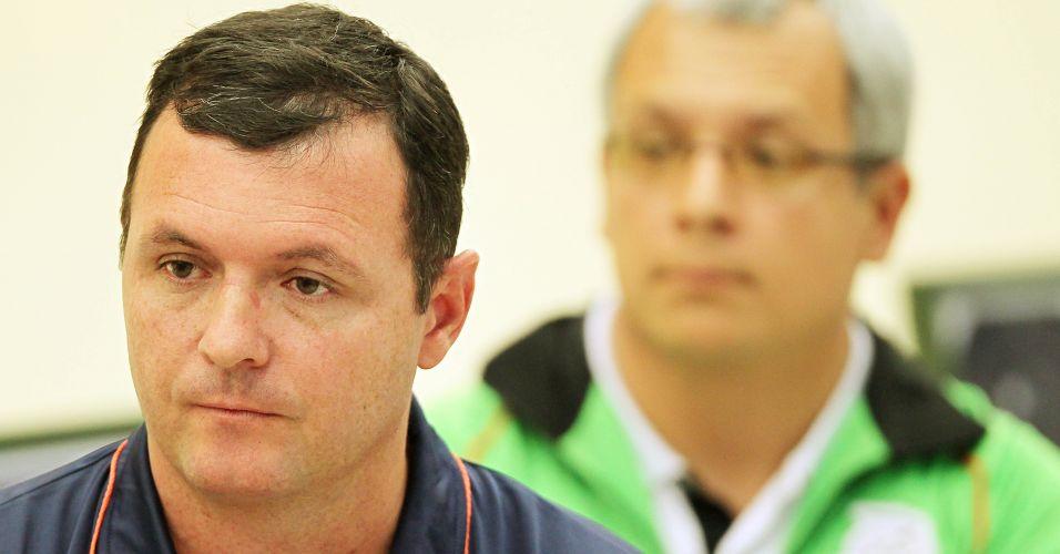 O representante do Brasil no tiro esportivo, Julio Almeida, conquistou a terceira medalha de bronze para o país