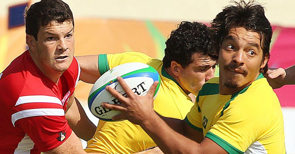 Brasil e Canadá estrearam em Guadalajara em partida do grupo B do torneio