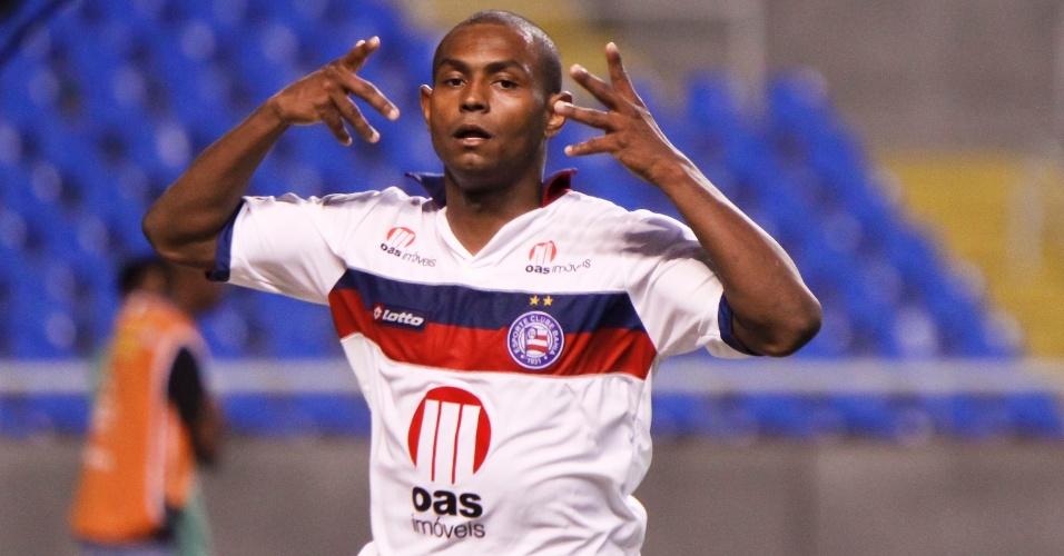 Candidato a pior contratação pelo Atlético-MG e pelo Bahia. Jobson até teve seus bons momentos no clube tricolor, mas foi mandado embora por