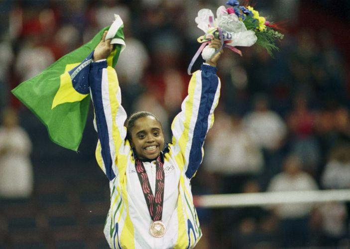 Daiane dos Santos leva a prata no salto; brasileira também consegue dois bronzes no Pan