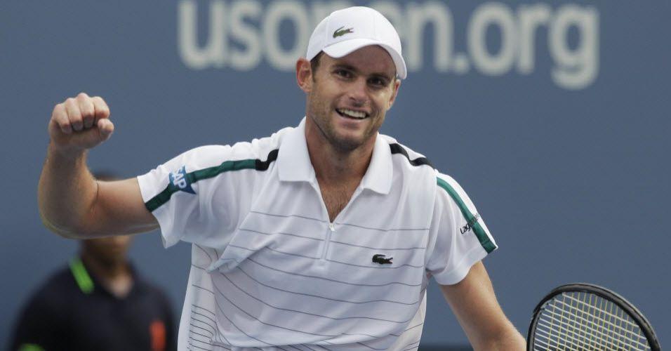 Andy Roddick foi o último norte-americano a vencer o Aberto dos EUA, em 2003