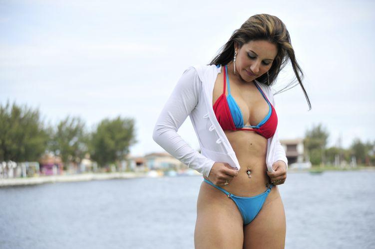 Fernanda Rodrigues, gata do Bahia