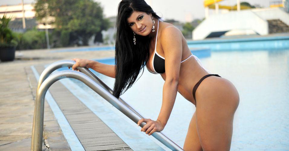 Camila Vernaglia, gata do Corinthians