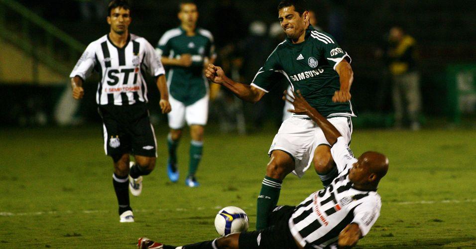 O reencontro entre Diego Souza e Domingos aconteceria em 28 de junho de 2009, na oitava rodada do Campeonato Brasileiro, mas apesar de uma falta ou outra, os dois mantiveram a