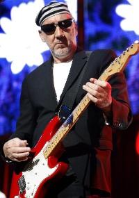 Guitarrista Pete Townshend já foi preso por posse de pornografia
