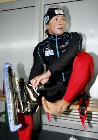 Claudia Pechstein, maior estrela dos esportes de inverno da Alemanha, foi pega em doping e não vai aos Jogos de Vancouver