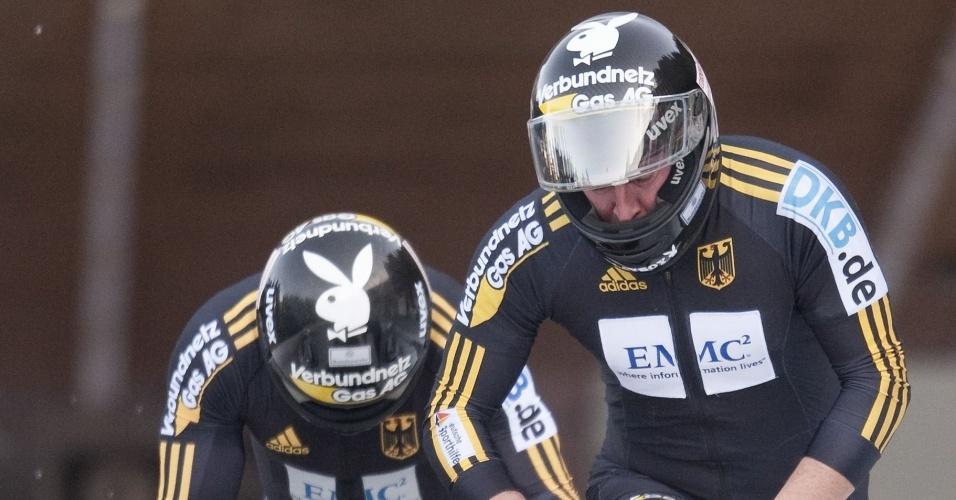 Andre Lange, alemão do bobsled