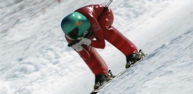 Esqui de velocidade