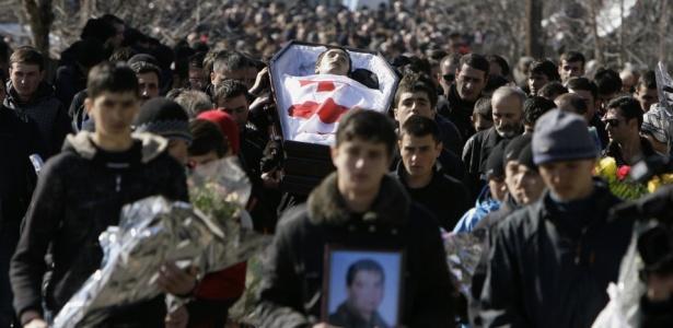 David Mdzinarishvili/Reuters