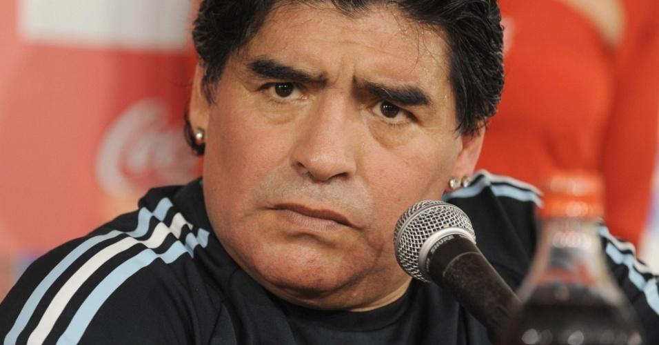 TOP5 - Maradona xinga jornalistas após a classificação para a Copa do Mundo