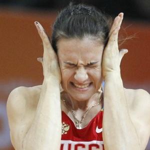 Russa está afastada das competições desde abril