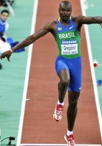Jadel Gregório está garantido nas semifinais do Mundial Indoor