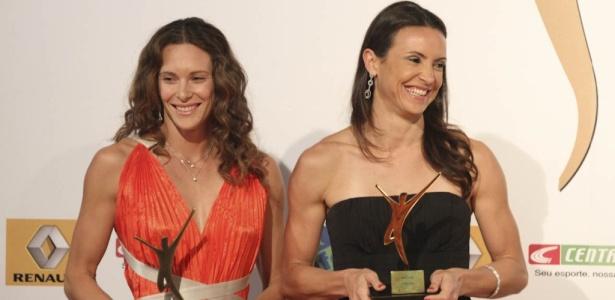 Murer e Maggi são as duas grandes estrelas do atletismo brasileiro atualmente