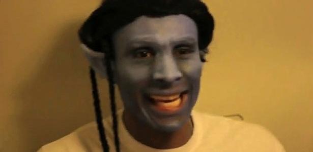 Leandrinho vira personagem de 'Avatar' em voo dos Suns
