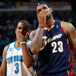 Estrela da NBA, LeBron James não gostou das críticas feitas pelo cartola Jerry Colangelo