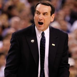 Técnico Mike Krzyzewski foi um dos grandes responsáveis pela conquista do Duke em 2010