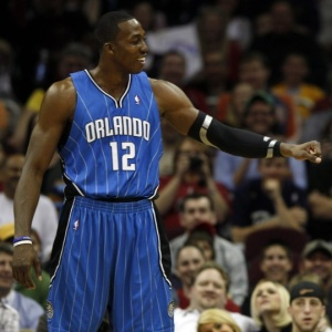 Dwight Howard comandou o Orlando Magic no duelo de líderes do Leste contra os Cavaliers