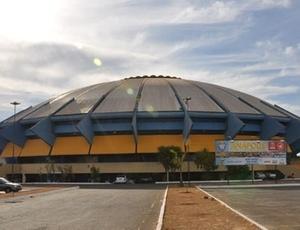 Ginásio de Anápolis receberá a possível decisão do NBB. Depois de marcar o quinto jogo para Goiânia, representantes da LNB fizeram uma vistoria nos ginásios da cidade e constataram que nenhum dos dois teria condições de receber o jogo.