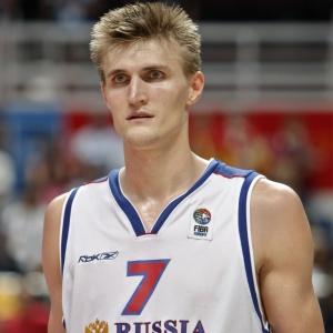 Andrei Kirilenko não jogará o Campeonato Mundial de basquete pela seleção da Rússia
