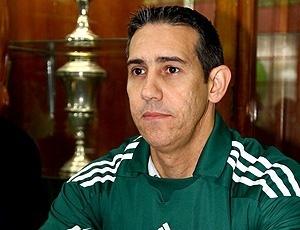 Técnico José Neto será uma das novidades do Palmeiras, que retoma suas atividades profissionais