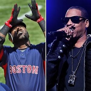 David Ortiz, jogador de beisebol, está sendo processado pelo rapper Jay-Z