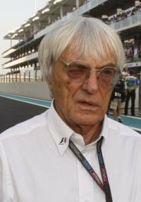 Bernie Ecclestone entrou em acordo para manter o GP inglês