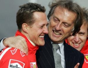 Apesar da boa parceria com Michael Schumacher, Di Montezemolo não se arrepende de ter escolhido Alonso para correr pela Ferrari nesta temporada