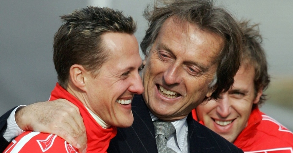 Ferrari diz que libera Schumacher para correr pela Mercedes