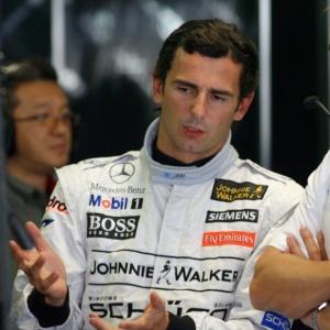 Piloto espanhol Pedro De La Rosa já foi confirmado pela equipe Sauber de Fórmula 1