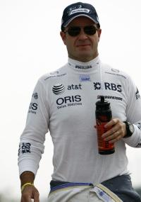 Barrichello mostra seu novo uniforme: Caiu bem, não é!?