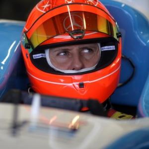 Nesta quinta-feira, Schumacher faz seu último dia de testes com o GP2 em Jerez de la Frontera