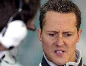 Schumacher não está animado com a Mercedes