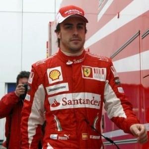 O espanhol Fernando Alonso foi o piloto com maior quilometragem nos testes coletivos da Fórmula 1